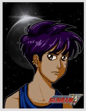 Gundam Wing Darkly